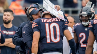 Mike Wilbon Believes Mitch Trubisky Is Being 'Taken Down' By Matt Nagy Who 'Doesn't Want To Coach Him'