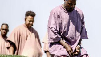 Kanye West Slammed For Sad $55 Brunchella Breakfast That's Being Compared To The Fyre Festival