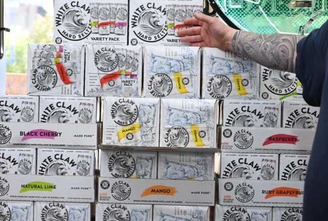 White Claw hard seltzer has given Anthony von Mandl a net worth of $3.4 billion and his story of Mike's Hard Lemonade.