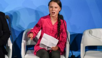 Conspiracy Theory Claims Climate Change Activist Greta Thunberg Is A Time Traveler From 1898