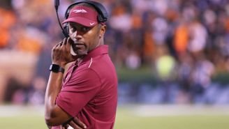 Willie Taggart Apparently Never Signed Any Sort Of Formal Contract At FSU Which Seems Somewhat Important