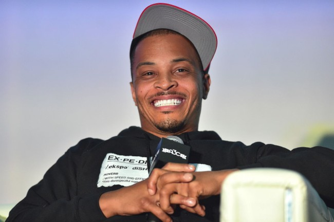 T.I. takes his 18-year-old daughter to her gynecologist visit every year to ensure that she is still a virgin and that her hymen isn't broken.