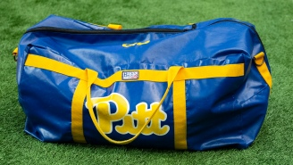 The Pitt Football Team's Halloween Prank Was So Good One Dude Fell On His Butt And Another Almost Threw A Punch
