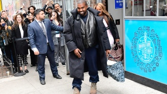 Kanye West Says He Might Change His Name To 'Christian Genius Billionaire Kanye West' And The People Have Some Thoughts