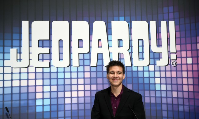 Jeopardy James HOlzhauer