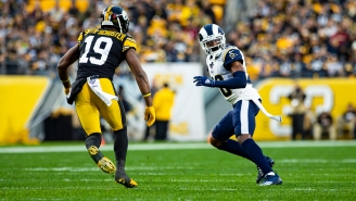 JuJu Smith-Schuster Responds To Jalen Ramsey Jab Saying 'He's Not Antonio Brown' With Wisdom Beyond His Years