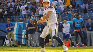 Philip Rivers, Who Is Set To Be A Free-Agent After The Season, Would Reportedly 'Love' To Play For Titans