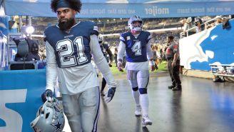 LaDainian Tomlinson Seems To Think Ezekiel Elliott Isn't Getting Touches Because The Cowboys Are Trying To Win Dak Prescott MVP