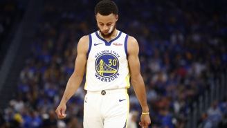 Steph Curry Says He Cried 'A Lot Of Tears' After Hearing The Klay Thompson Injury News