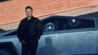Elon Musk Agrees To Tug-Of-War Rematch Between A Tesla Cybertruck And F-150 After Ford Called Him Out