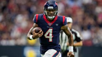 Eagles May Be The Only Team Dumb Enough To Trade Away Their Future For Deshaun Watson, Who Could Miss The Next 2 Seasons, Minimum