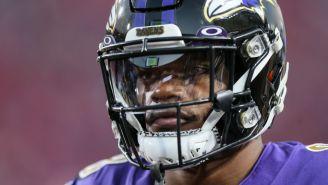 For Some Reason, Lamar Jackson Admits Chiefs Are The Ravens' 'Kryptonite' Following Monday Night Football Loss