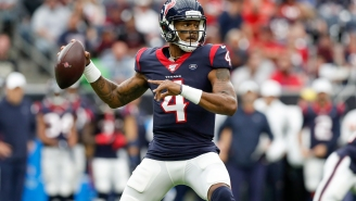 Deshaun Watson Says The Popeyes Chicken Sandwich Helped Him Heal His Injured Eye And Contributed To His Success On The Field Vs Jaguars
