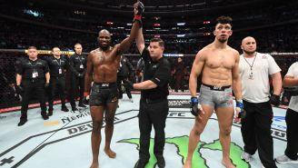 UFC 244 Prelims: Corey Anderson KOs Walker, Burgos TKOs Amirkhani