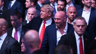 President Trump Shows Up To UFC 244 At MSG And Gets Booed By NYC Crowd
