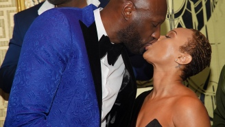 Lamar Odom's Son Blasts Him For Announcing His Engagement To Personal Trainer After Only Four Months Of Dating