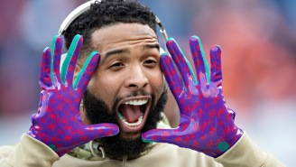 Odell Beckham Jr. Goes Instagram Official With Model Girlfriend Lauren Wood, Finally Gets Consistent Touches
