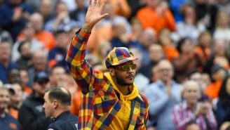 LeBron And Other NBA Players React To Carmelo Anthony Signing With The Portland Trail Blazers