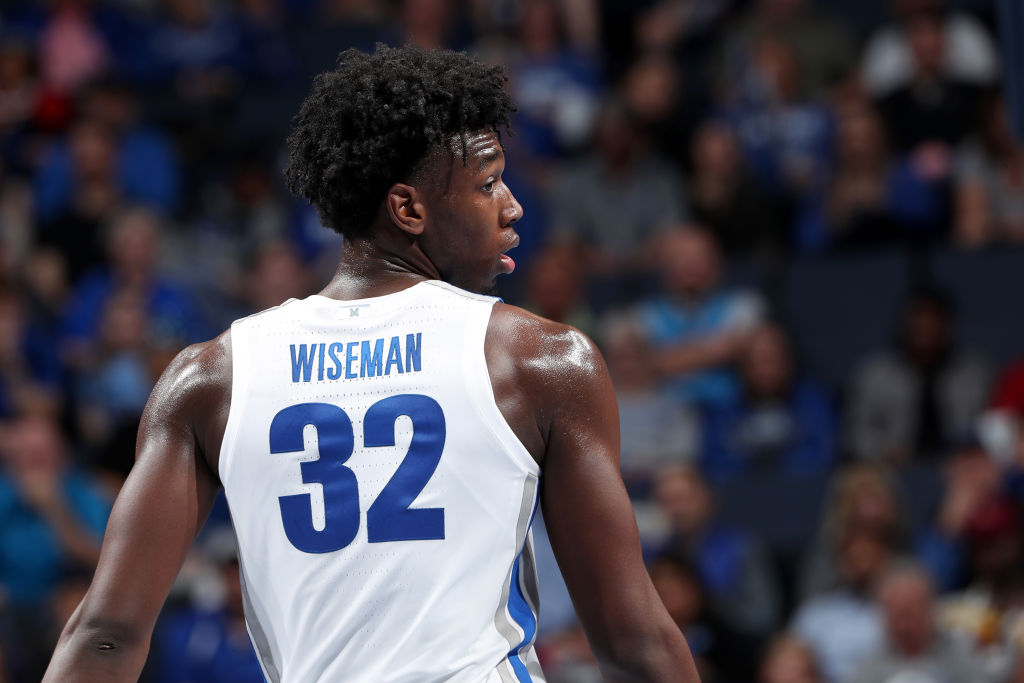 Golden State Warriors Draft James Wiseman, Adding Size To A Lineup Anchored By Steph Curry And Klay Thompson