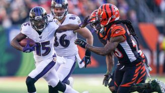 Ravens' Marquise Brown Shares The Diet He Went On To Gain 23 Pounds This Offseason