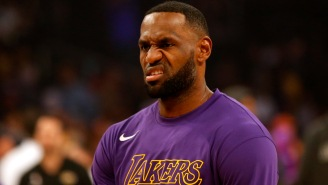 LeBron James Reacts To Becoming First-Ever NBA Player To Score A Triple-Double Against Every NBA Team