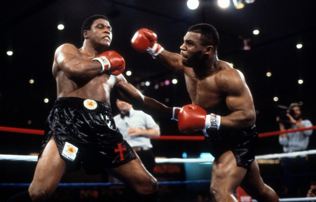 """""""I am the hardest-hitting puncher in boxing history, period,"""" Deontay Wilder proclaimed after George Foreman said he was not one of boxing's great knockout artists."""