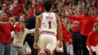 Jimmy Butler Says Pre-Injury Derrick Rose Was The Most Unstoppable Player He's Ever Seen