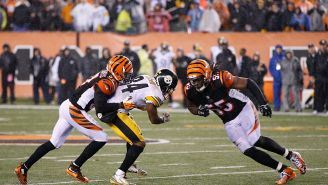 Theory Suggests That Antonio Brown's Behavior Changed Drastically Following Vontaze Burfict Hit In 2016