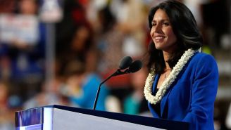 Presidential Candidate Tulsi Gabbard Posts Intense Workout Video That Goes Viral