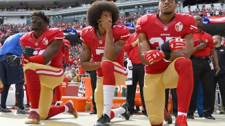 Stephen A. Smith Blasts Eric Reid After His Colin Kaepernick Comments, Calls Him A 'Professional Complainer' Saying He Should Retire