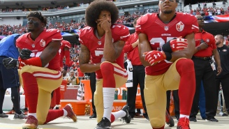 Eric Reid And Stephen A. Smith Get Into Heated Argument On Twitter After Colin Kaepernick Workout
