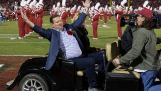 Bob Stoops The Next Head Coach Of FSU? The Rumor Mill Sure Seems To Think So With Alleged Sightings In Tallahassee