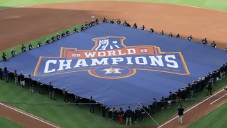 Houston Astros Allegedly Used An Earpiece And A Bullpen Catcher To Relay Stolen Signals To Batters During 2017 World Series