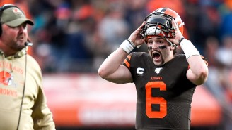Baker Mayfield Is Getting Torched For His Questionable Form Shown In The 'Push-Up Challenge'