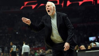 Gregg Popovich Was Once So Upset With His Spurs Team That He Ripped Players In A Public Park