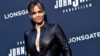 53-Year-Old Halle Berry Shows Off Ripped Abs As She Trains For Upcoming MMA Movie 'Bruised', Reveals How She Did It