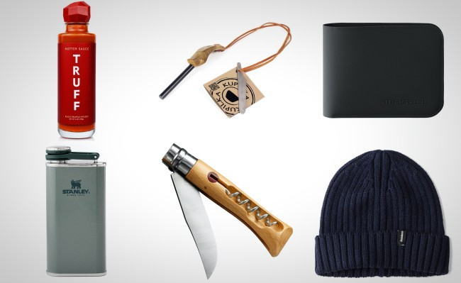 holiday gift ideas for men under $35