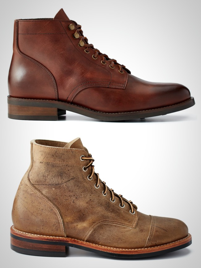 holiday gift ideas best leather boots for men