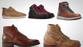 5 Pairs Of Leather Boots You Should Ask Santa For This Year