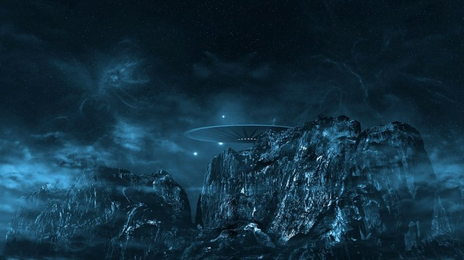 Identical Fleet Of UFOs Spotted In Utah North Carolina In Same Day