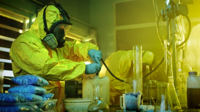 Two chemistry teachers were also meth dealers in Arkansas, sounding like the plot of Breaking Bad.