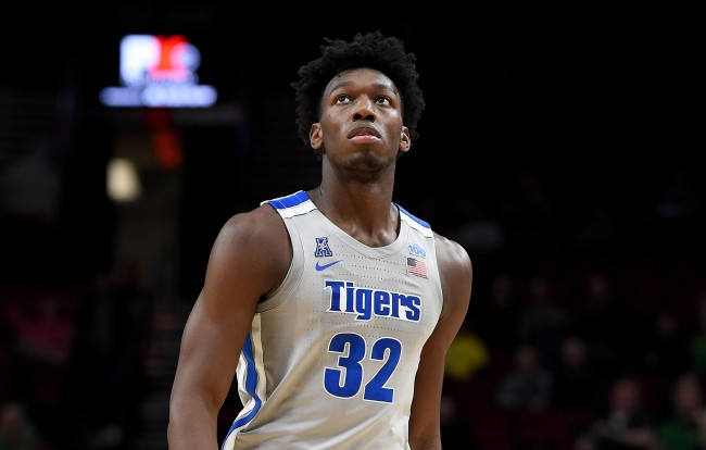 James Wiseman of Memphis suspended by NCAA after dropping lawsuit against the organization