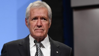 'Jeopardy' Champ Donates Huge Portion Of His Winnings To Cancer Research In Support Of Alex Trebek