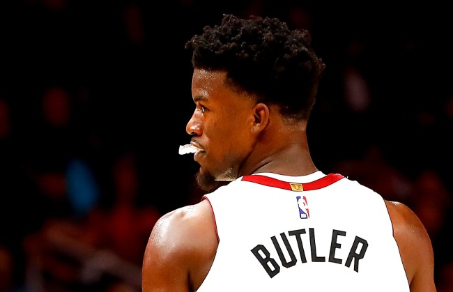 Jimmy Butler Fires Back At Critics Of His Free Agency Decision
