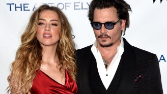 Over 38,000 Johnny Depp Fans Have Signed A Petition To Get Amber Heard Kicked Off The 'Aquaman' Sequel