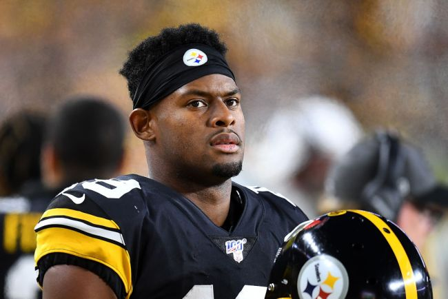 juju smith schuster no regrets calling out browns
