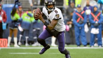 Lamar Jackson Is About To Pass The Legendary '04 Michael Vick As The Fastest Quarterback In 'Madden' History