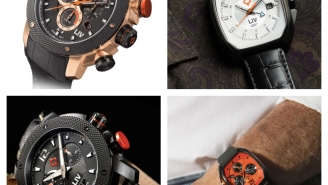 LIV Watches Has Swiss-Crafted Timepieces For Under $500 That You'll Want To Add To Your Holiday Wish List