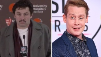 Macaulay Culkin Mocks Baker Mayfield For Postgame Outfit That Made Him Look Like A Villain Straight Out Of A  'Home Alone' Movie
