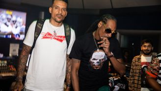 Matt Barnes Shared A Legendary Story About The 'We Believe' Warriors Partying With Snoop Dogg To Celebrate A Playoff Upset
